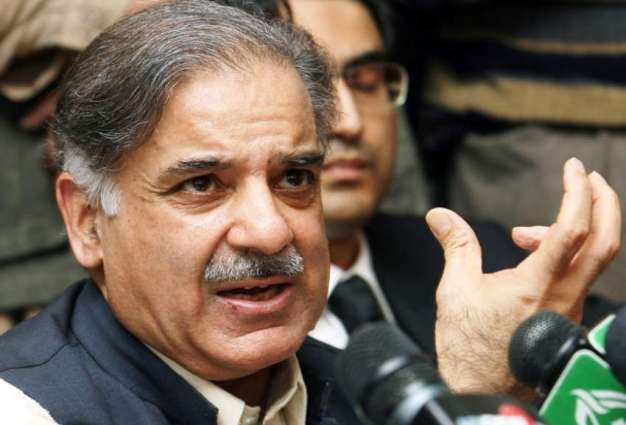 Shehbaz for dedication to complete uplift projects speedily