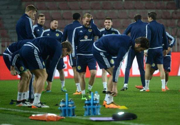 Football: Scots take inspiration from watching Murray