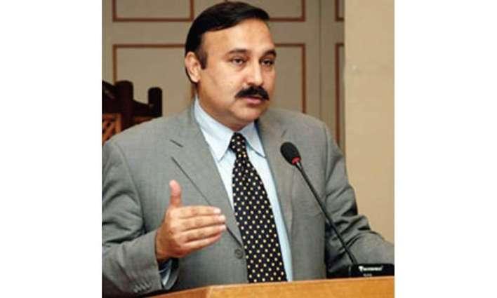 پاكستان تحريك انصاف بايد د عدالت د پرېكړې انتظار وكړي۔د دوهم وزير طارق فضل چوهدري ميډيا سره خبرې