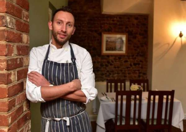 British chef wins title for best French village cafe