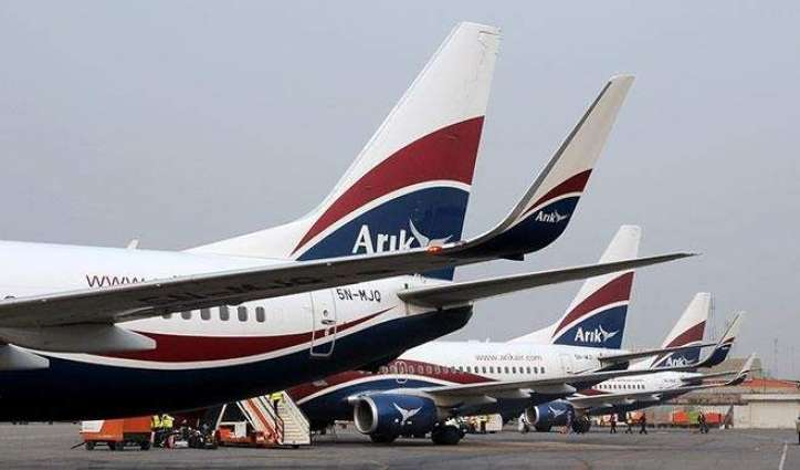 Nearly 60 percent of Nigerian flights delayed in 3 months