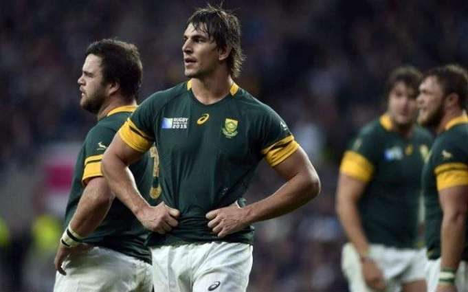 South Africa's Etzebeth set for Premiership stint