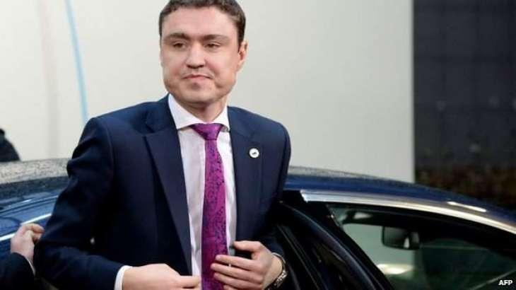 Estonia's pro-West coalition collapses amid infighting