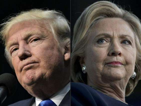 Final US vote polls show very tight race with Clinton edge