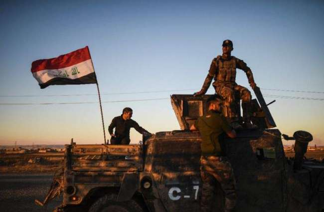 CORRECTED: In Iraq, fewer displaced than expected from Mosul push: US