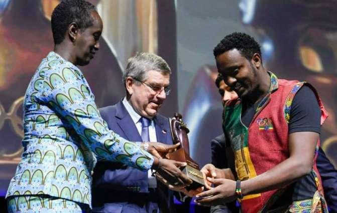 Male journalist wins IOC's 'Women and Sport' award