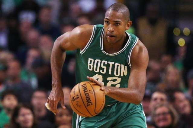 NBA: Celtics center Horford still out for concussion
