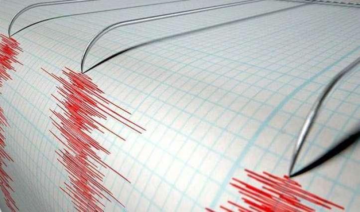 Moderate quake strikes off Chile coast