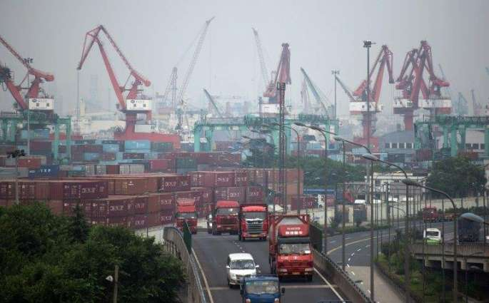 China exports drop a seventh-straight month in October