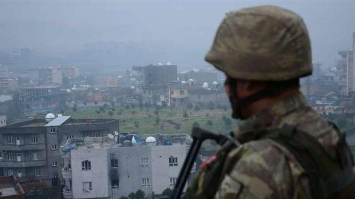 Terror attack in SE Turkey: 1 soldier martyred
