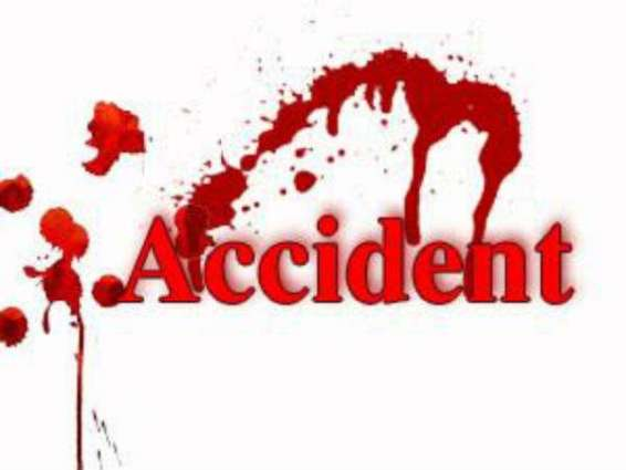 Three killed in accident at Indus Highway
