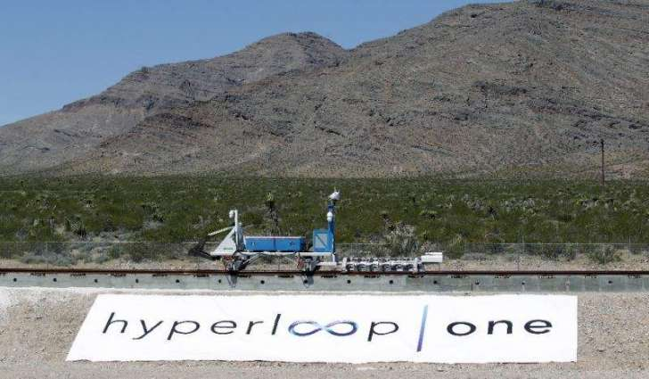 Dubai signs deal to evaluate world's first hyperloop