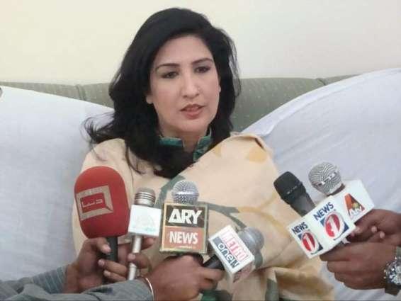 ڈپٹی سپیکر سندھ اسمبلی شہلا رضا نوں قتل تے سندھ اسمبلی نوں بم نال اُڈان دیاں دھمکیاں