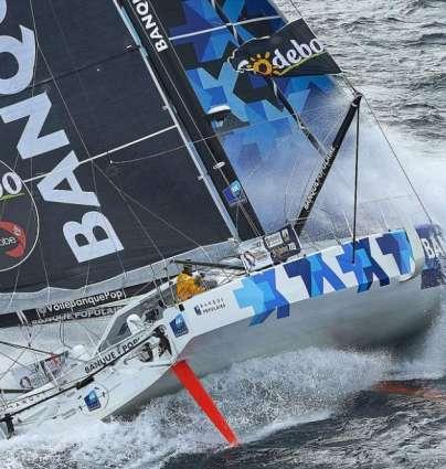Yachting: Vendee Globe standings
