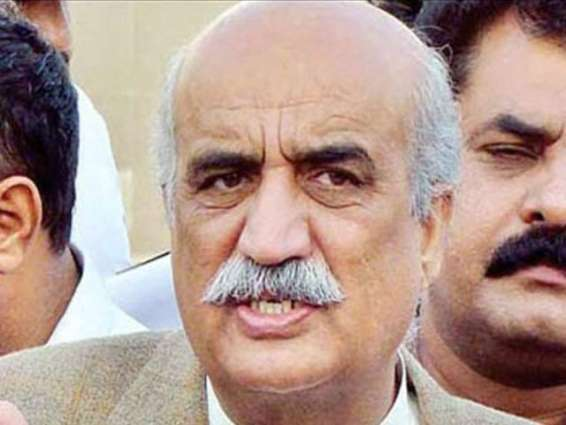Imran's decision to withdraw lockdown call strengthened govt: Khursheed