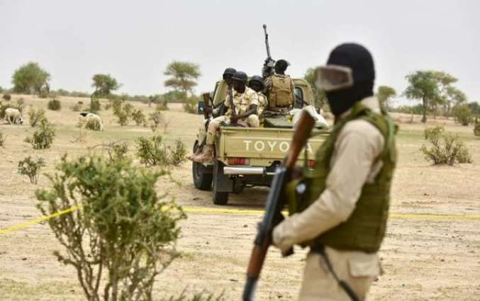 Five soldiers killed in Niger attack