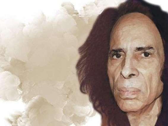 Jaun Elia remembered on 14th death anniversary