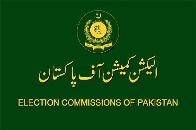 ECP re-fixes NA-258 Karachi bye-election date