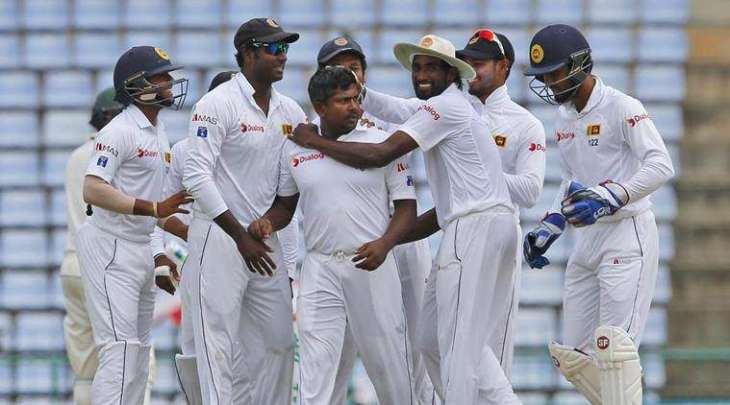 Cricket: Zimbabwe v Sri Lanka Test scoreboard - 1st update