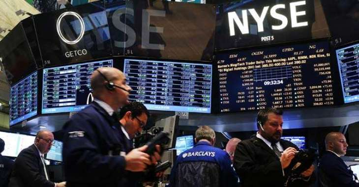 US stocks dip as election day voting kicks off