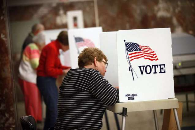 Security on high alert in New York as voting proceeds