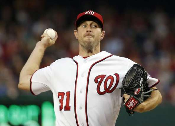 Nationals pitcher Scherzer plans to join USA for Classic