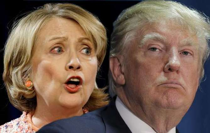 Clinton or Trump? America waits as suspense builds