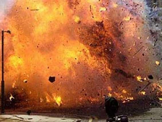 اسلام آباد: جی نائن سیکٹر وچ سلنڈر دھماکا، 2بندے زخمی