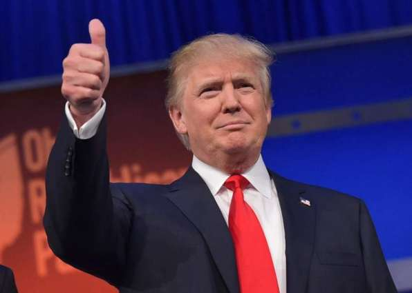 Donald Trump elected as 45th US President