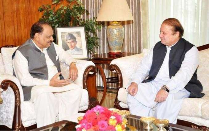 President, PM discuss overall situation of country