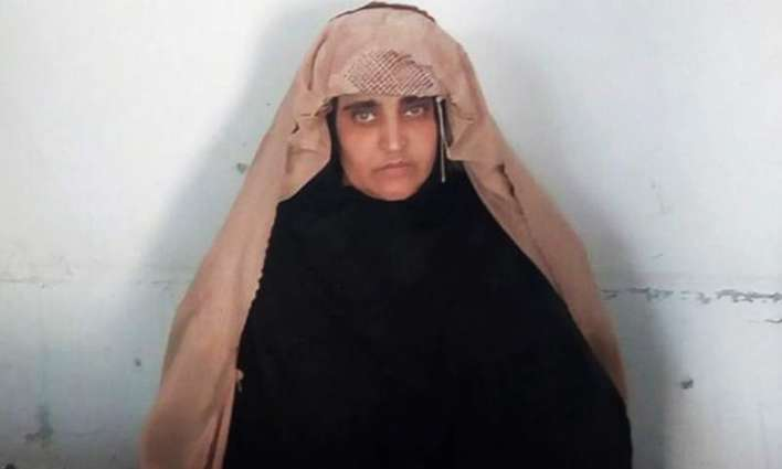 Sharbat Gula sent back to Afghanistan