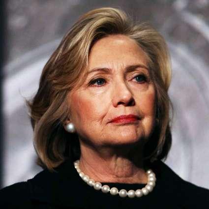 Hilary Clinton accepts defeat