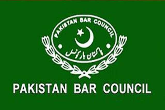 سندھ ہائی کورٹ نے پاکستان بار کونسل دے ترجمان نوں معطل کر دِتا