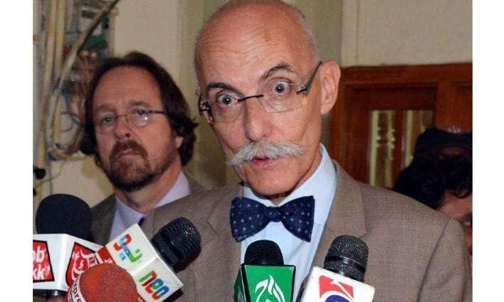 EU Ambassador calls on CM Murad