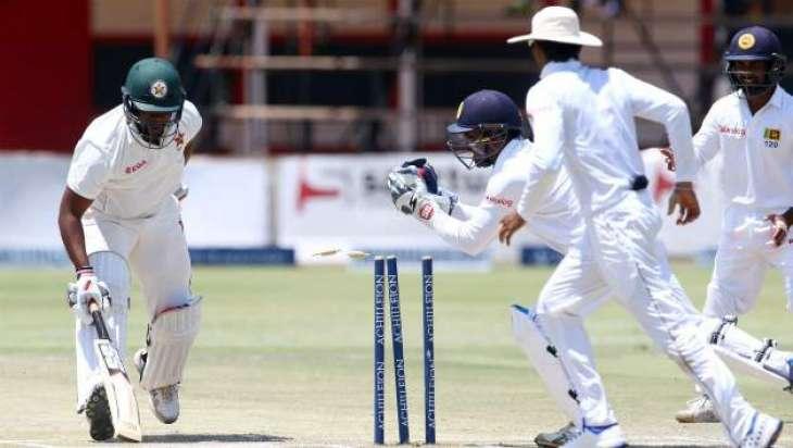 Cricket: Zimbabwe v Sri Lanka 2nd Test scoreboard
