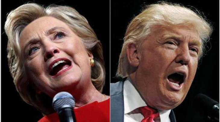 ڈونلڈ ٹرمپ 276 ووٹ گھن تے امریکا دے 45 ویں صدر منتخب ہلیری کلنٹن فون کر تے مبارخباد ڈتی