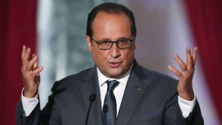 Trump win 'opens period of uncertainty': France's Hollande