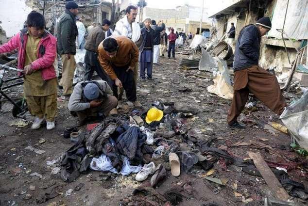 بغداد اٹی کاربمب دھماکہ ٹی کیہی بندغ آک تپاخت و ٹھپی ، عراقی سیکورٹی فورس آتا داعش نا 40جنگوڑو آتے کسفنگ نا داوا