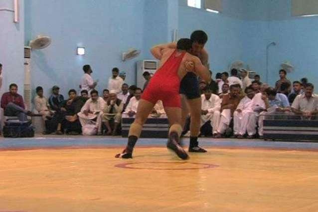 Wapda wrestlers dominate in Commonwealth chmapionship