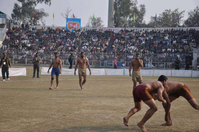 Kabaddi tournament in Faisalabad from Nov 11