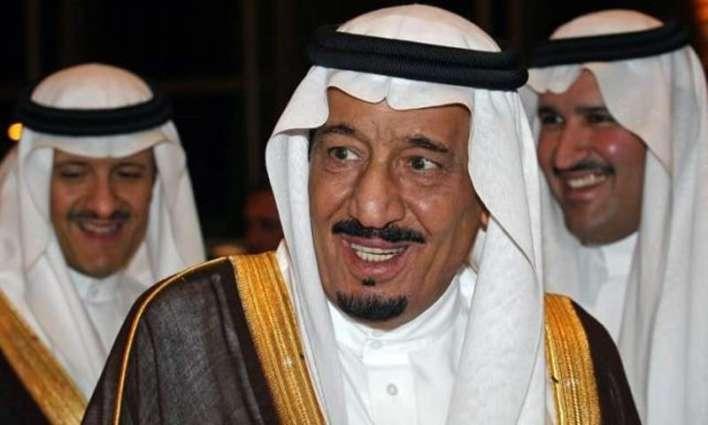 د سعودی فرمان روا شاہ سلمان بن عبدالعزیز سره د امریکې جوائنټ چېفس آف سټاف جنرال جوزف ډنفورډ وليدل