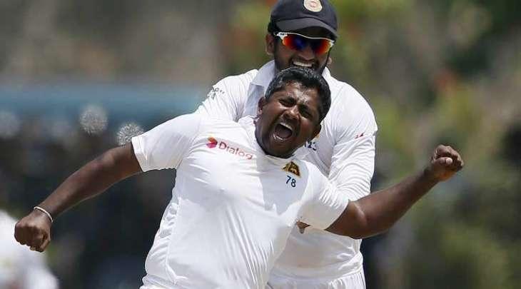 Cricket: Herath double blow leaves Zimbabwe rocking