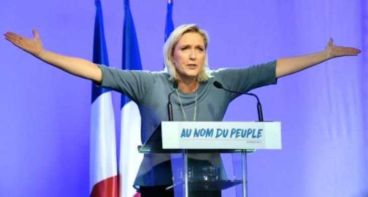 Far-right leader Le Pen says Trump win 'good news for France'