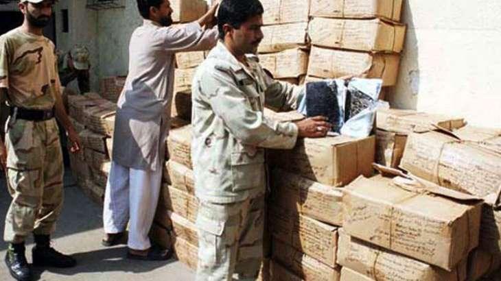 ANF seizes of 1.4 ton drugs worth Rs 7.6 billion