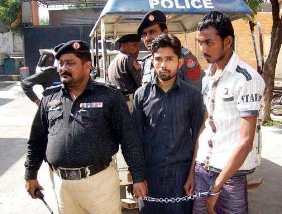 Suspect killed in encounter