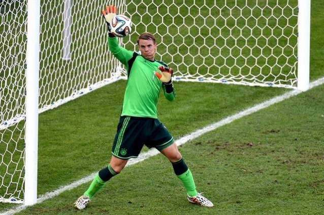 Neuer joins Germany's mounting casualty list