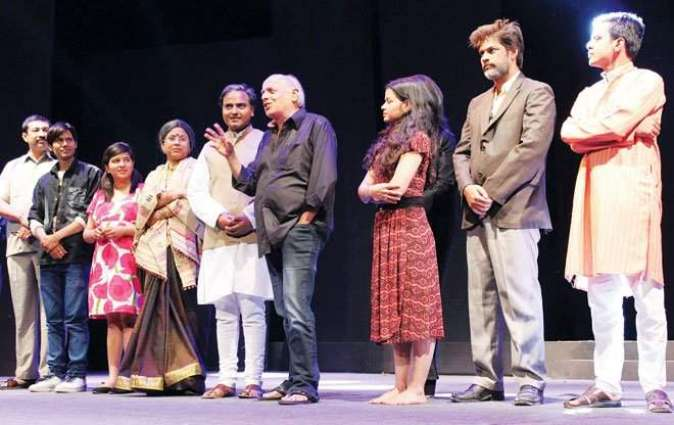 Great response leads to two shows at Karachi Theater Festival from today
