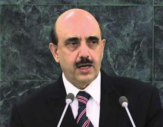 رئيس الكشمير الحرة: يمكن للأمة الإسلامية استعادة مجدها الشامخ عبر اتباع رؤية العلامة محمد اقبال