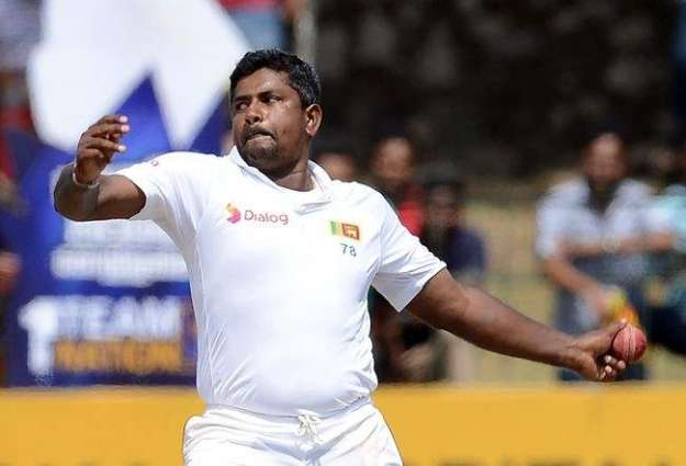 Cricket: Herath spins Sri Lanka towards Zimbabwe sweep