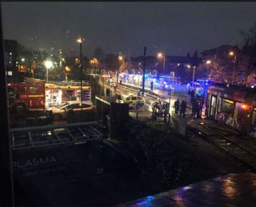Five fatal accidents involving derailed trams